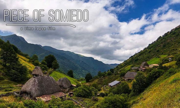 VIDEO Piece of #Somiedo, di Daniel Santos    #timelapse #Spagna