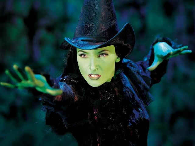 I got: Elphaba - Wicked! What Musical Theatre Character Are You? IM SO HAPPY RIGHT NOW AHHHHH!!!!!!