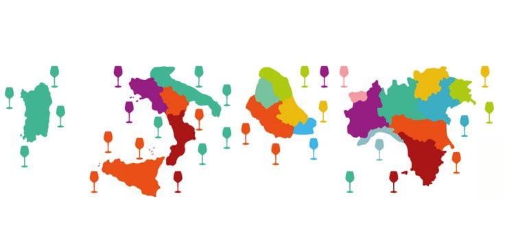 La Mappa degli Autoctoni. Degustazione 21 marzo a Milano