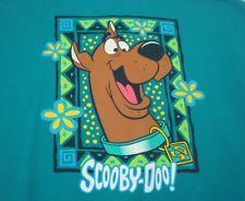 Scooby Doo Sweatshirt Size X Large Teal Cartoon Network Hanna Barbera 1999 USA in Clothing, Shoes & Accessories, Men's Clothing, Sweats & Hoodies | eBay