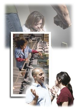 Cours en ligne - La violence dans les milieux de travail de compétence fédérale : reconnaître les risques et prendre les mesures appropriées -- Comprendre la violence en milieu de travail ainsi que les exigences liées à la prévention, aux termes du Code canadien du travail, Partie II.