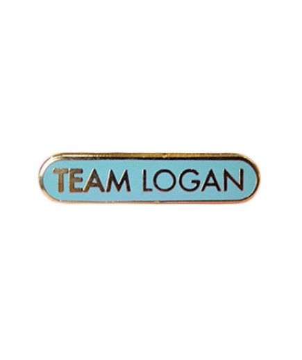 Team Logan Pin | Before you return to Stars Hollow on November 25, stock up on these shirts, prints, mugs, and more—all made for Gilmore Girlsdevotees. Oy with the merch already!