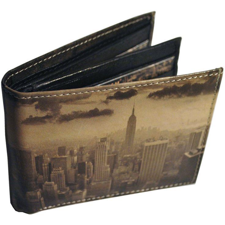 New York!!! + Manhattan Fish Eye Wallet