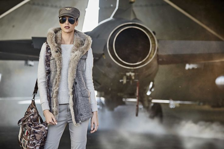 Aeronautica Militare Woman