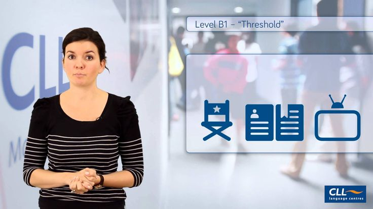 What is the B1 level? (CEFR for Languages)