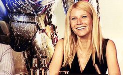 Robert Downey Jr. And Gwyneth Paltrow's Most Adorable Moments. If u didn't know any better you'd think they were actually flirting ;)