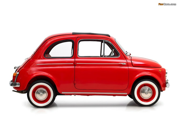 1671 best Fiat 500 images on Pinterest | Antique cars, Fiat 500 and