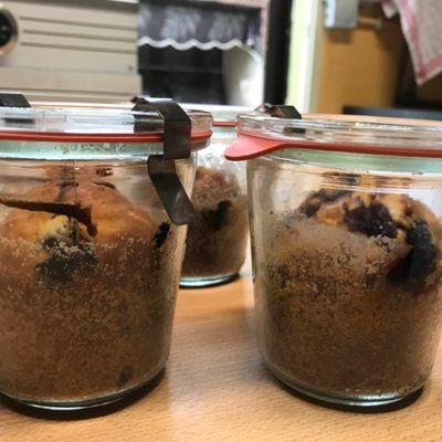 Muffins wecken