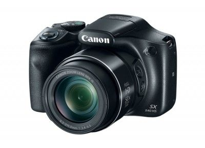 Appareils photos numériques CANON PowerShot SX540 HS Noir d'occasion