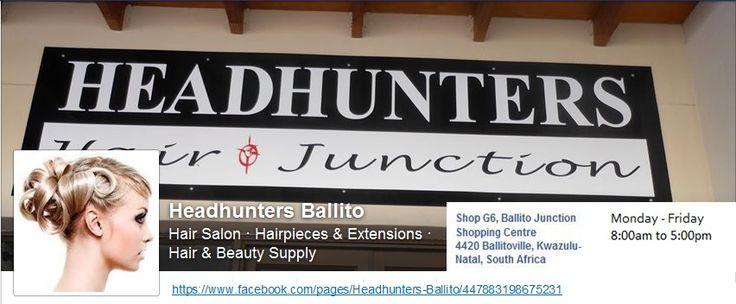 Headhunters Ballito, open Monday to Friday 8am to 5pm.  Dash Apartments | www.dashapartments.co.za
