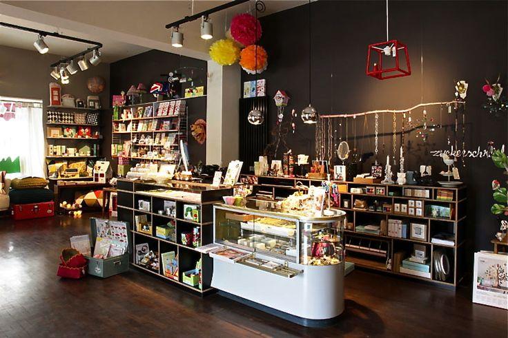 Zuckerschnürl München: Möbel z.B. von House Doctor, Accessoires und Geschenkideen für Große und Kleine... via Designchen, ©Foto Designguide München