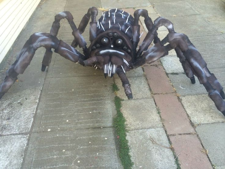 halloween spider - Giant Spider Halloween Decoration