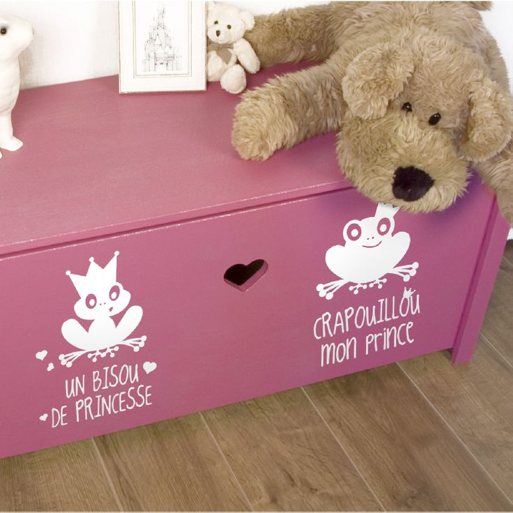 Awesome from leroy merlin la princesse et son prince with - Stickers chambre bebe leroy merlin ...