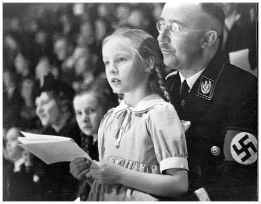 The Lebensborn project was one of most secret and terrifying Nazi projects