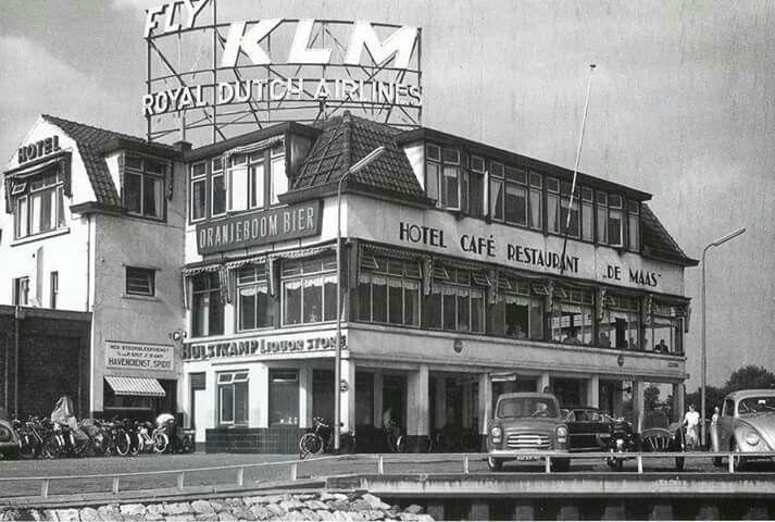 Hotel Café Restaurant De Maas