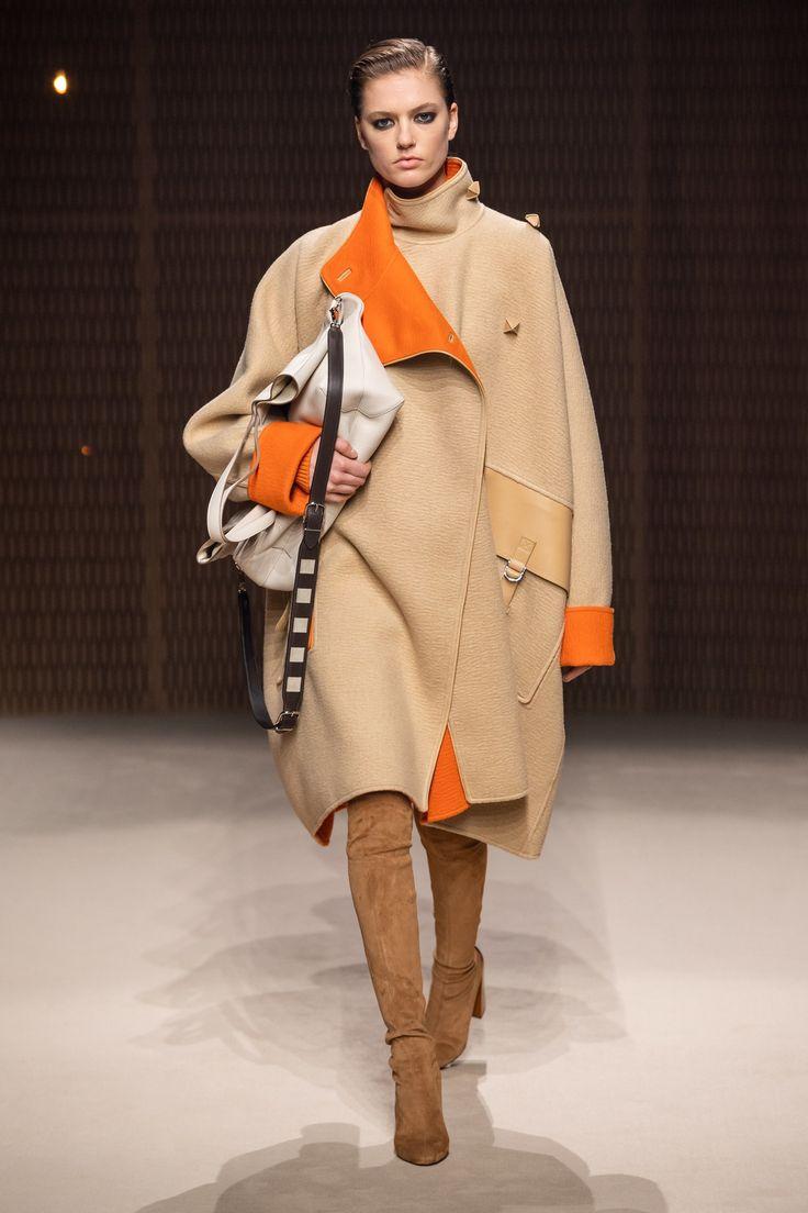 Hermès Herbst/Winter 2019-2020 Ready-to-Wear – Kollektion