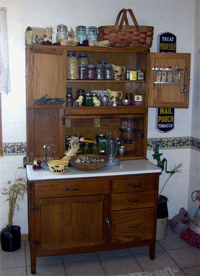 600 best Hoosier Cabinets images on Pinterest | Hoosier cabinet ...