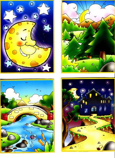 cartas para inventar cuentos - Glòria P - Álbuns da web do Picasa