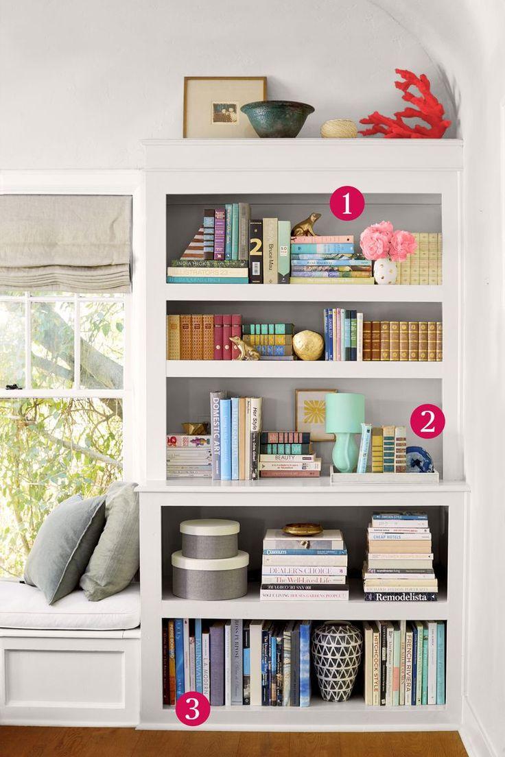 diy bookcase ideas pinterest