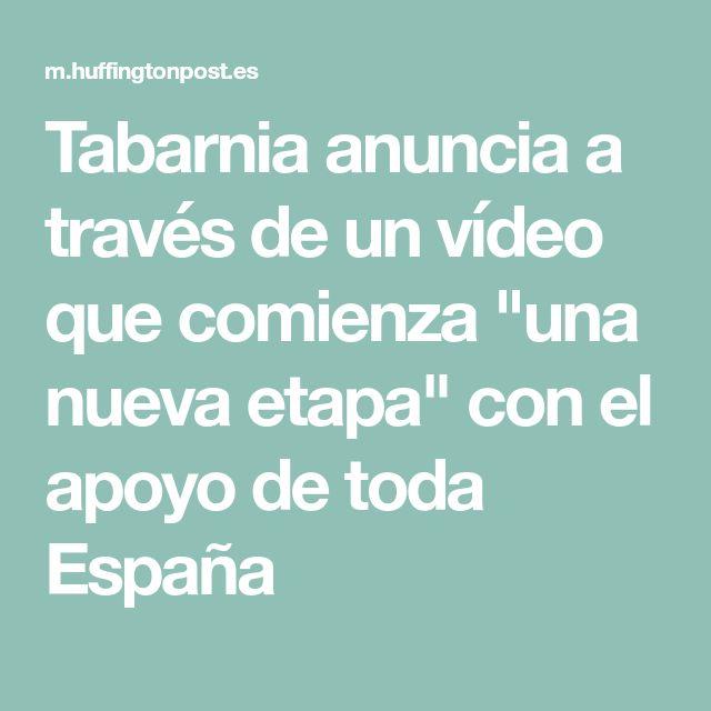 """Tabarnia anuncia a través de un vídeo que comienza """"una nueva etapa"""" con el apoyo de toda España"""
