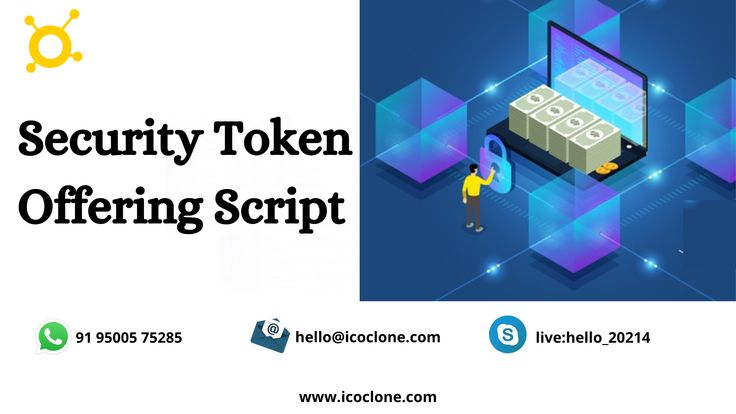 Initiate your crowdfunding campaign in a secure way for your business by choosing the STO platform. A simple and elegant method to launch an STO platform is to choose the Security token offering script. Icoclone provides the best features integrated STO script. #cryptocurrency #crowdfunding #STOscript #STOsoftware #securitytokenofferingscript #blockchain #blockchaintechnology #business #crypto