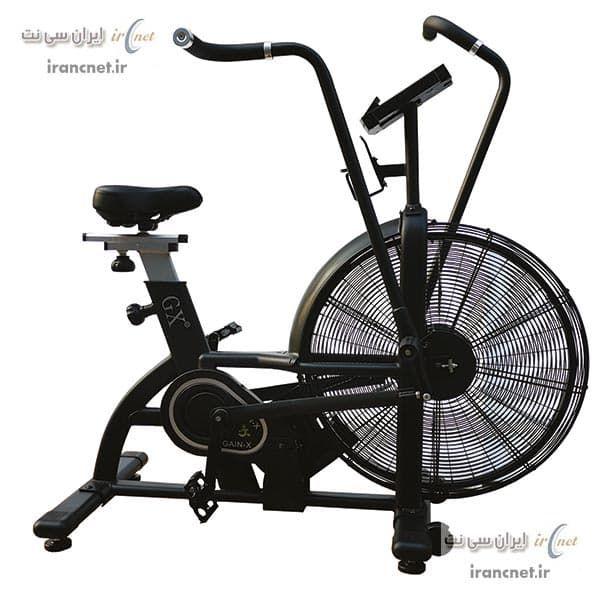فروشگاه خرید اینترنتی بهترین مارک دوچرخه ثابت ایربایک جی ایکس مدل