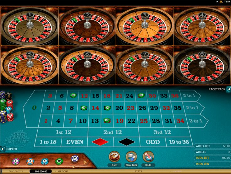 Fall in love with the unbelievable Multi Wheel European Roulette Gold Series that comes right from the Microgaming casino developer. As the European online roulette, it has 37 pockets with a single zero one on the spinning wheel and provides you with a possibility to stake from 1 to 50 dollars for a bet. All you need to do is to bet and enjoy payouts.