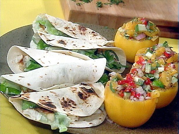 19 best images about rachael ray recipes on pinterest for Halibut fish tacos