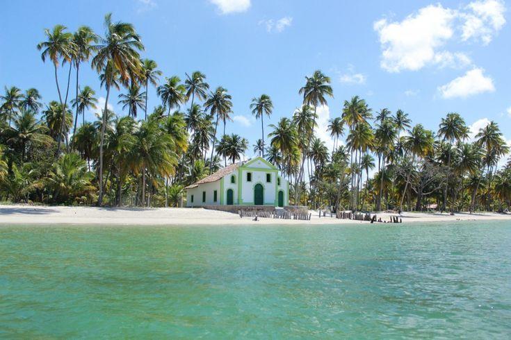 Praia dos Carneiros, Tamandaré – Pernambuco