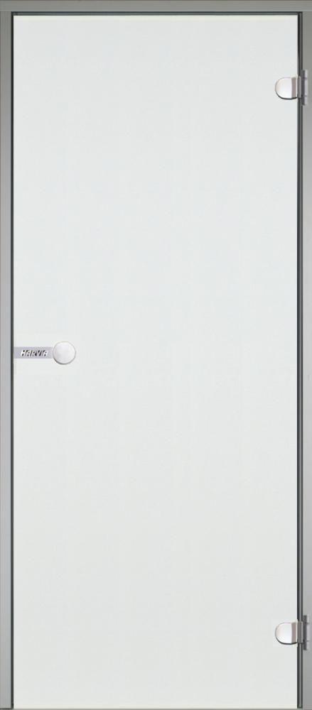 (Pris 3187 kr) Harvia bastudörr 7x19 med klar glas och aluminium karm, karmmått: 690 x 1890 mm. Med nytt, runt kromat handtag! Harvias dörr med aluminiumkarm är en utmärkt dörr för ångrummet eller bastun. Dörren är planerad för förhållanden som ställer hö