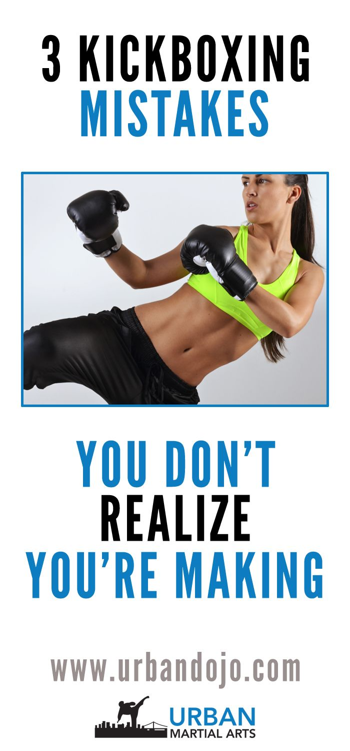 If you want to avoid injury in kickboxing class, be sure to avoid these 3 kickboxing mistakes. They will help you keep safety first. Learn about kickboxing classes in Brooklyn NY: urbandojo.com/kick