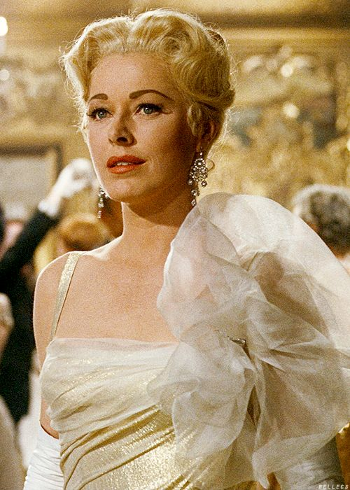 Sound of Music. The Baroness. A truly misunderstood character. I had no problem with her, frankly!