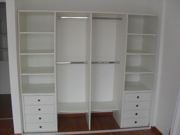 M s de 25 ideas incre bles sobre armarios en pinterest for Closet para cuartos matrimoniales