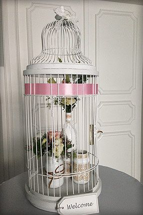 Vintage Vogelkäfig