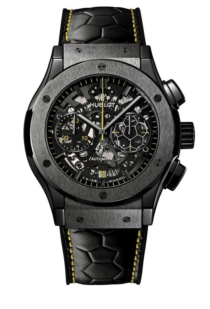 Hublot Aerofusion Chronograph Pelé