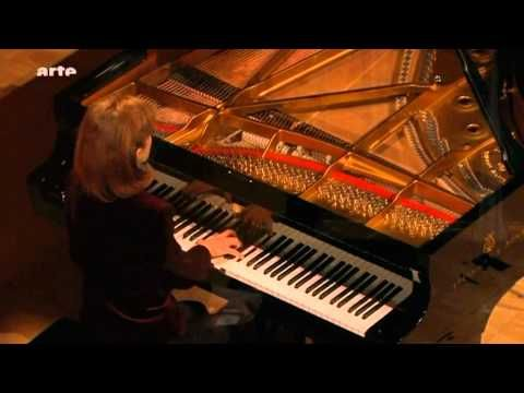 "J.S. Bach - Piano: Anne Queffélec  - BWV 639 ""Ich ruf zu dir Herr Jesu Christ"""