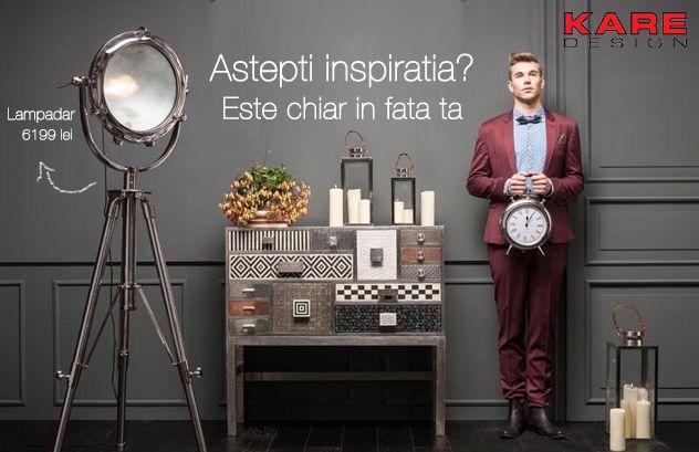 Produse Kare Design in exclusivitate online pe 4interior.ro http://www.4interior.ro/kare-design