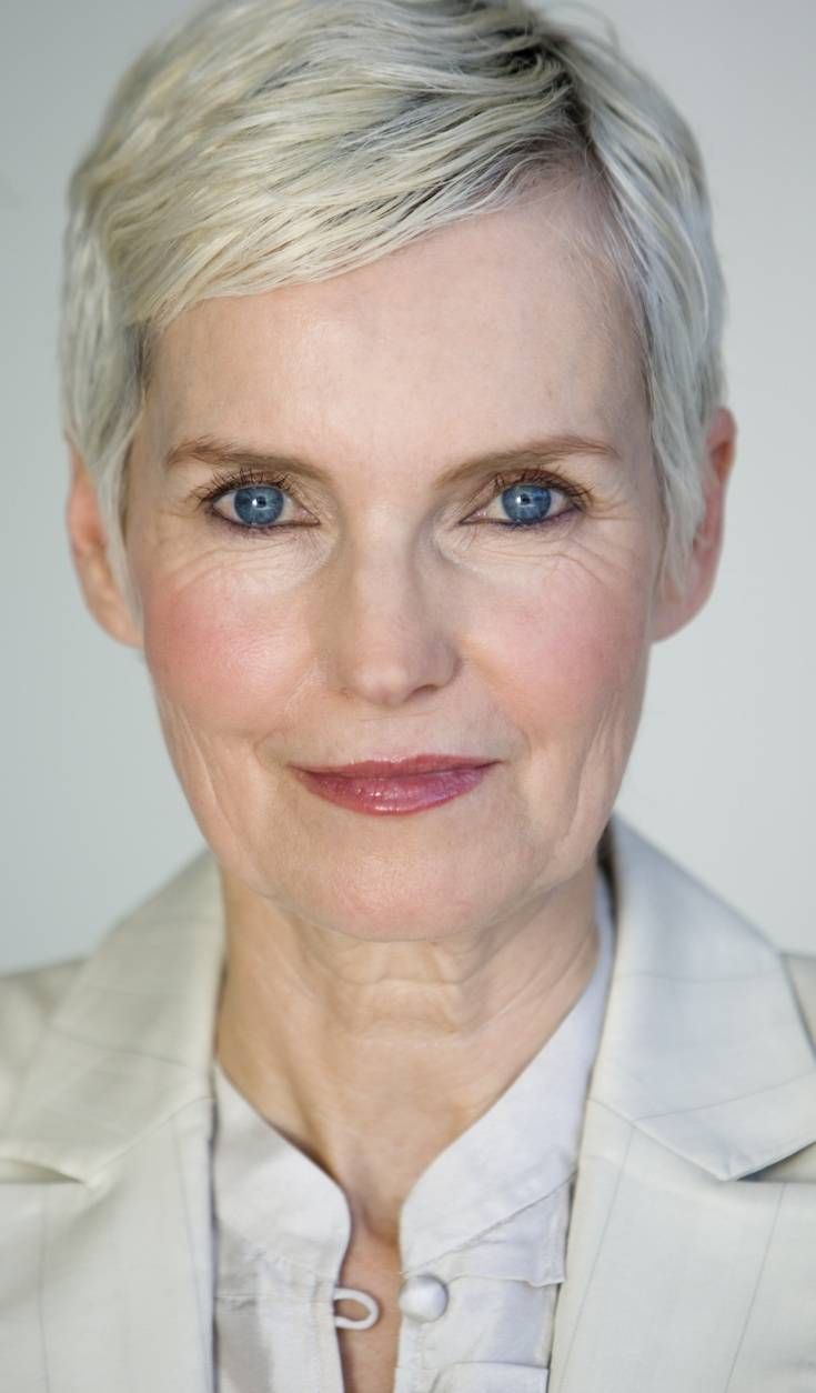 63 best gray hairstyles images on pinterest | going gray