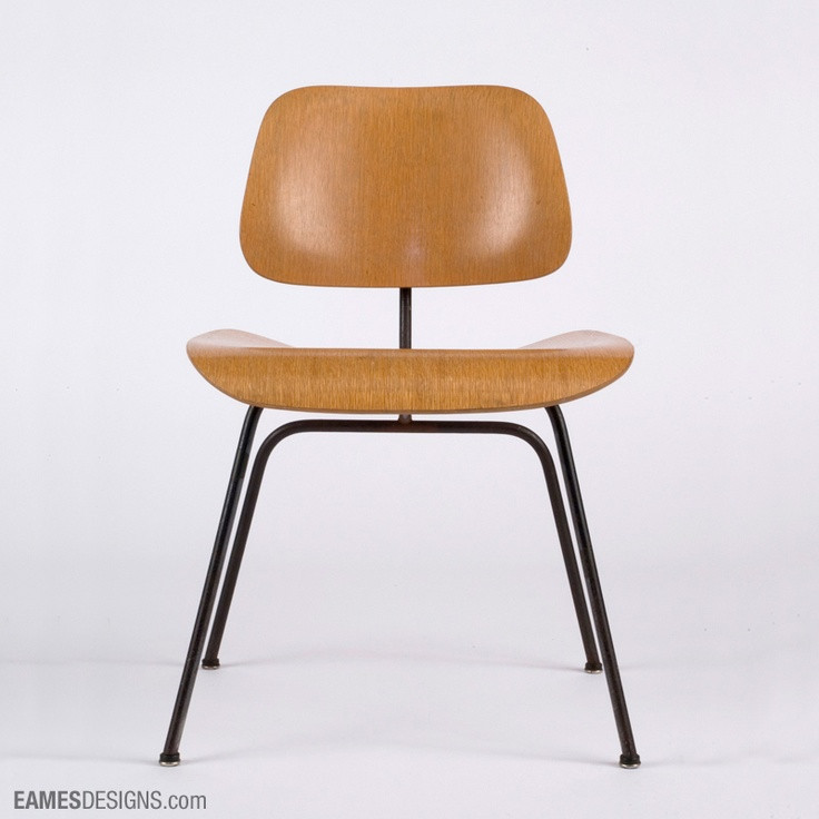 37 best muebles sillas chairs images on pinterest furniture charles eames and black chairs - Silla charles eames ...