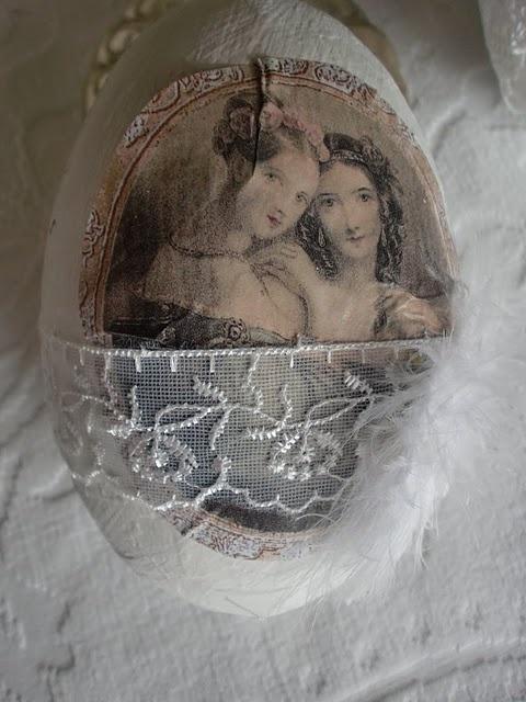 shabby egg
