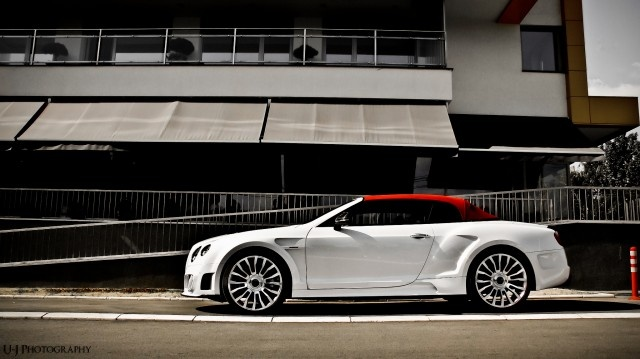 Mansory Bentley Continental GTC LE MANSory Edition