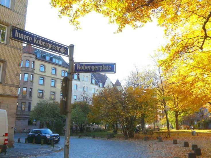 Der Kobergerplatz in Nürnberg. #Nürnberg #WG #Nuremberg