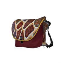 Texture48 Messenger Bags