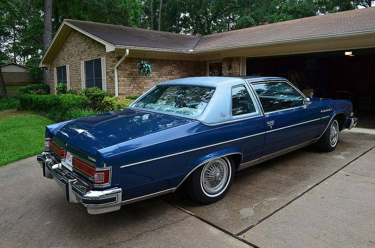 1978 Buick Park Avenue Park Avenue Classic Luxury Pinterest Park Avenue Cars And