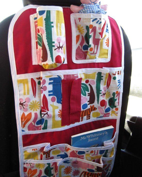 kids car seat organizer