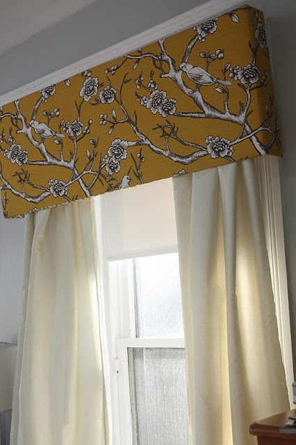 18 best images about valences on pinterest window for Bedroom cornice design