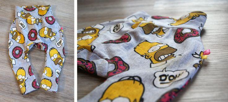 DIY - Bukser - Simpsons