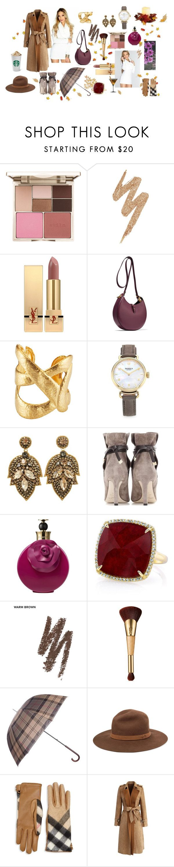 """Cashmere mini dress. Cute and Cozy  Fab Chic"" by mariyushka on Polyvore featuring Stila, Urban Decay, Yves Saint Laurent, Loewe, Kenneth Jay Lane, Shinola, Jimmy Choo, Valentino, Anne Sisteron and tarte"
