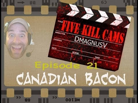 Five Kill Cams - Call of Duty Black Ops 2 - Episode 21 - Canadian Bacon
