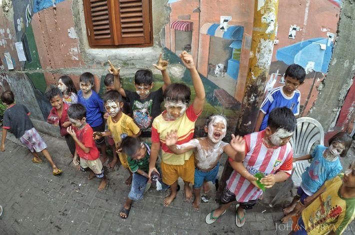 Gebyuran Bustaman 2016 - Tradisi Kampung Semarang